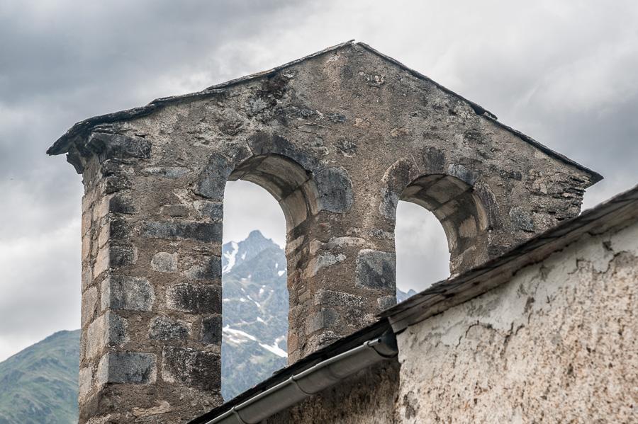 Eglises et chapelles de la vallée : Chapelle Saint Etienne de Gouaux