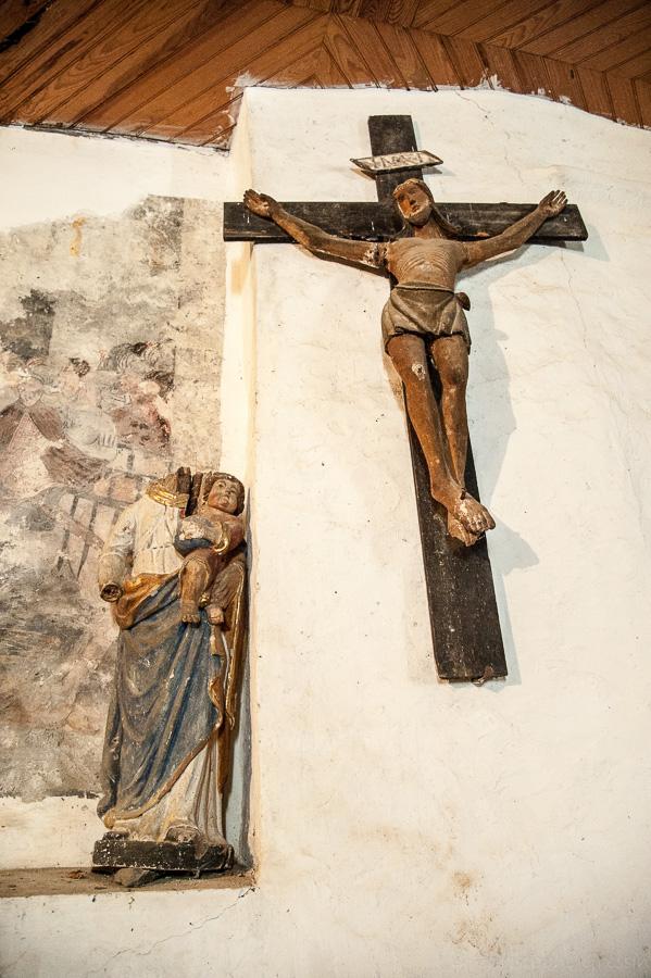 Chapelle Saint Etienne de Gouaux