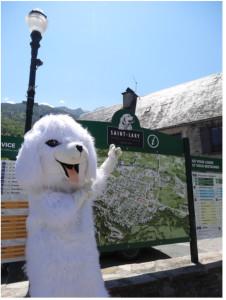 Parcours aventures en vall e d 39 aure avec patou saint lary - Office du tourisme st lary ...