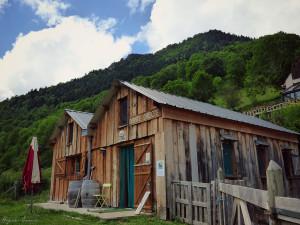 Mohair d'Aulon - l'atelier de la chèvrerie