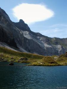 0-2005.08.09-16 Barroude - Grand lac, Falaise et pic de Gerbats