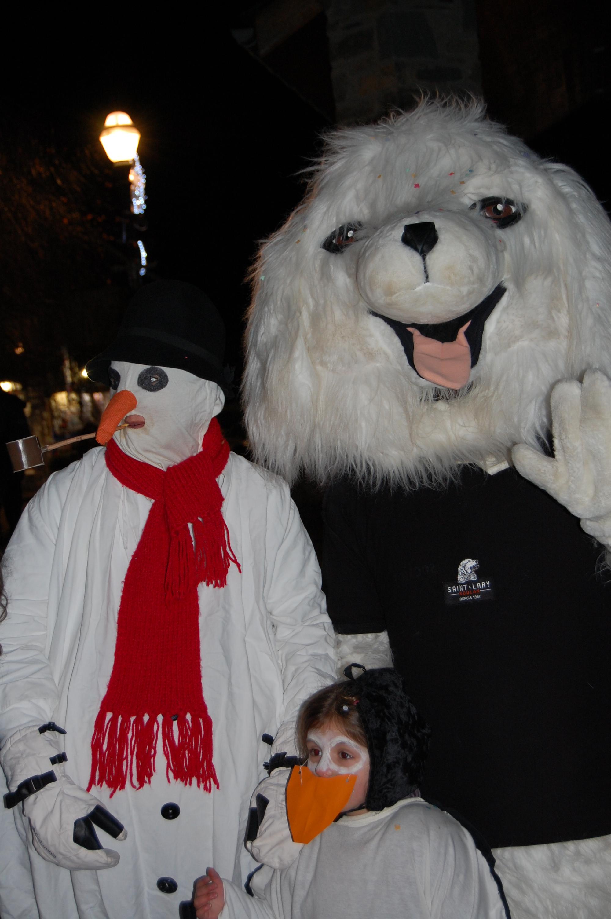 Carnaval 2015 à Saint-Lary