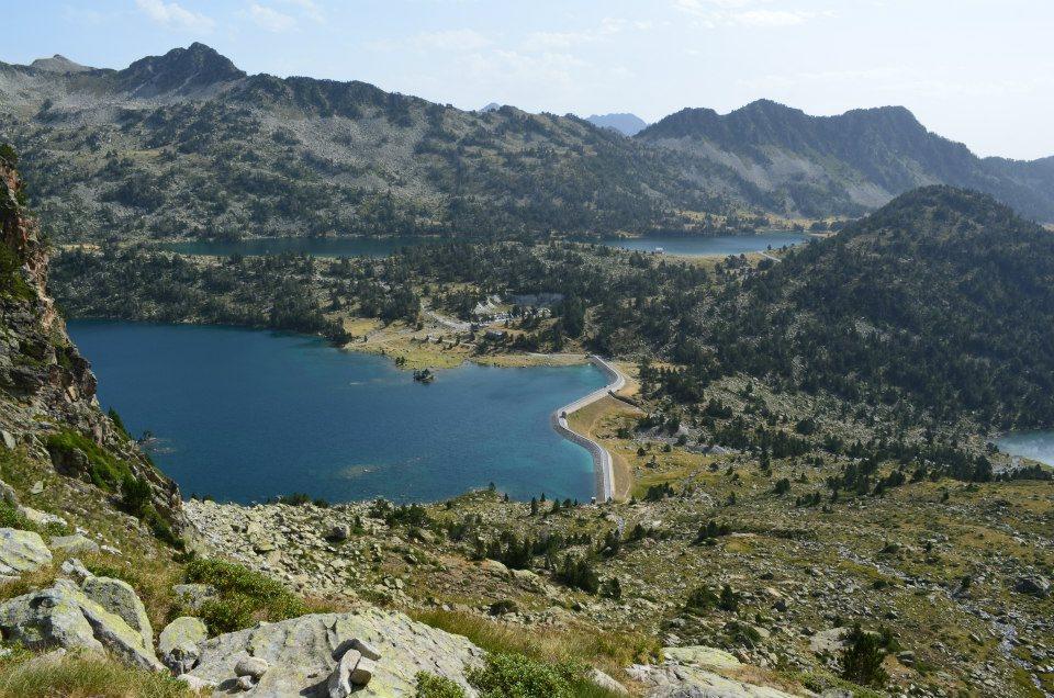 Randonnée autour des 4 lacs du Néouvielle