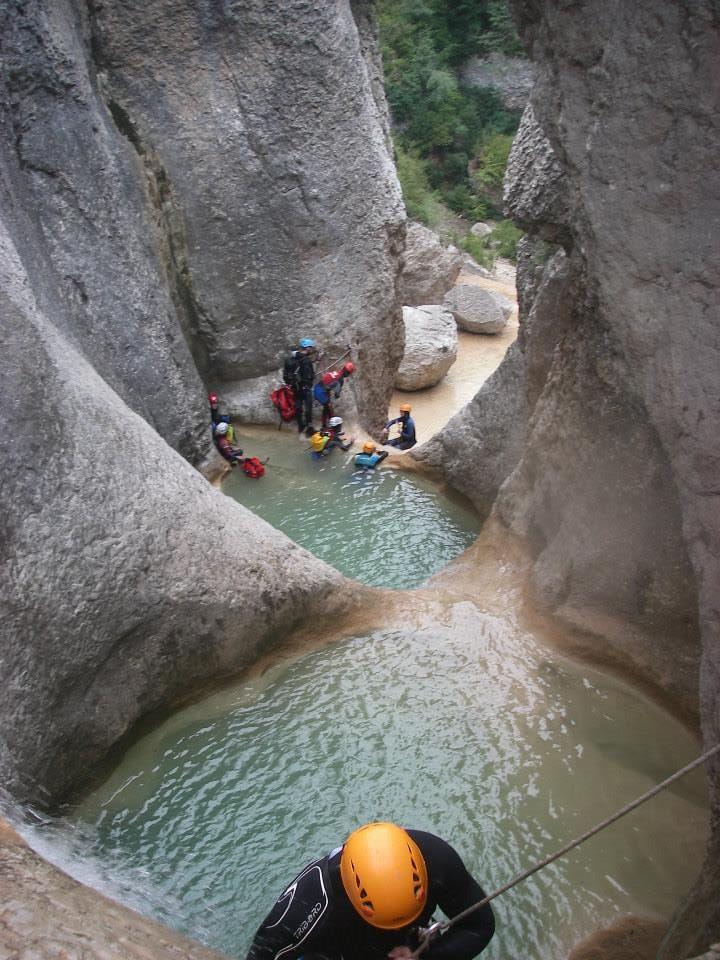 Saint Lary, proche des plus beau canyons européen