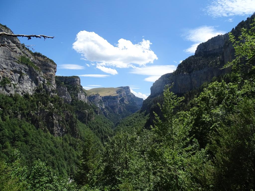 Canyon d'Anisclo : La route de l'eau