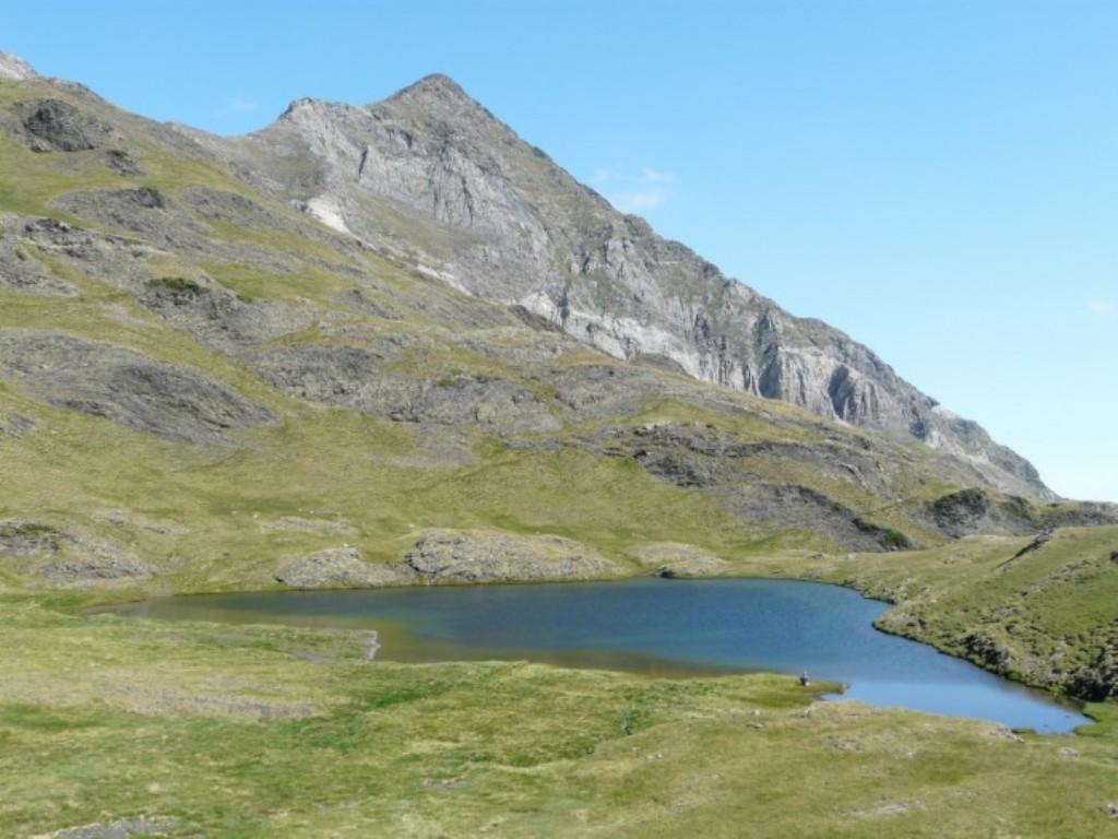 Lac d'Héchempy par la vallée du Moudang