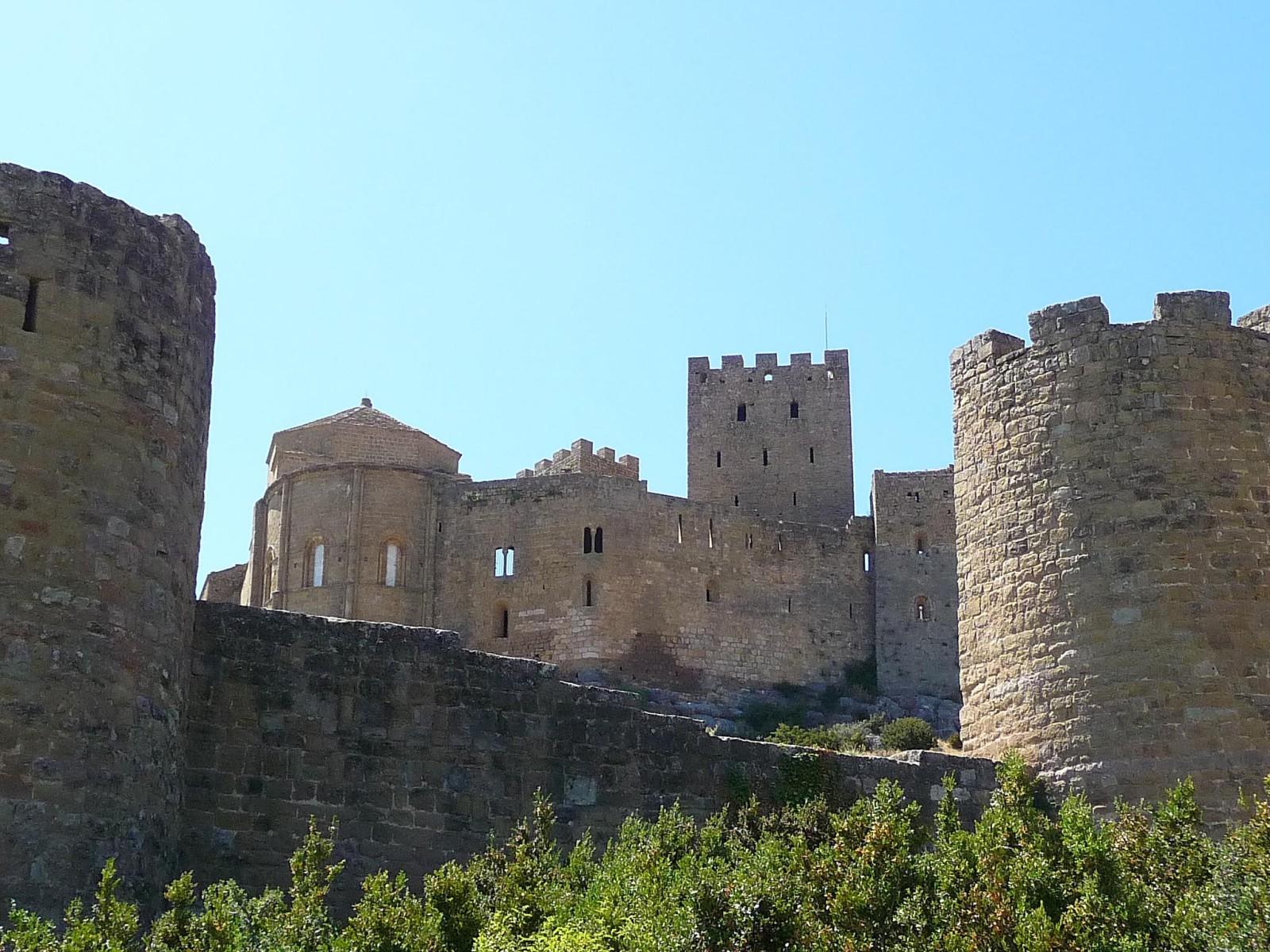 Le château de Loarre en Espagne – 2ème partie