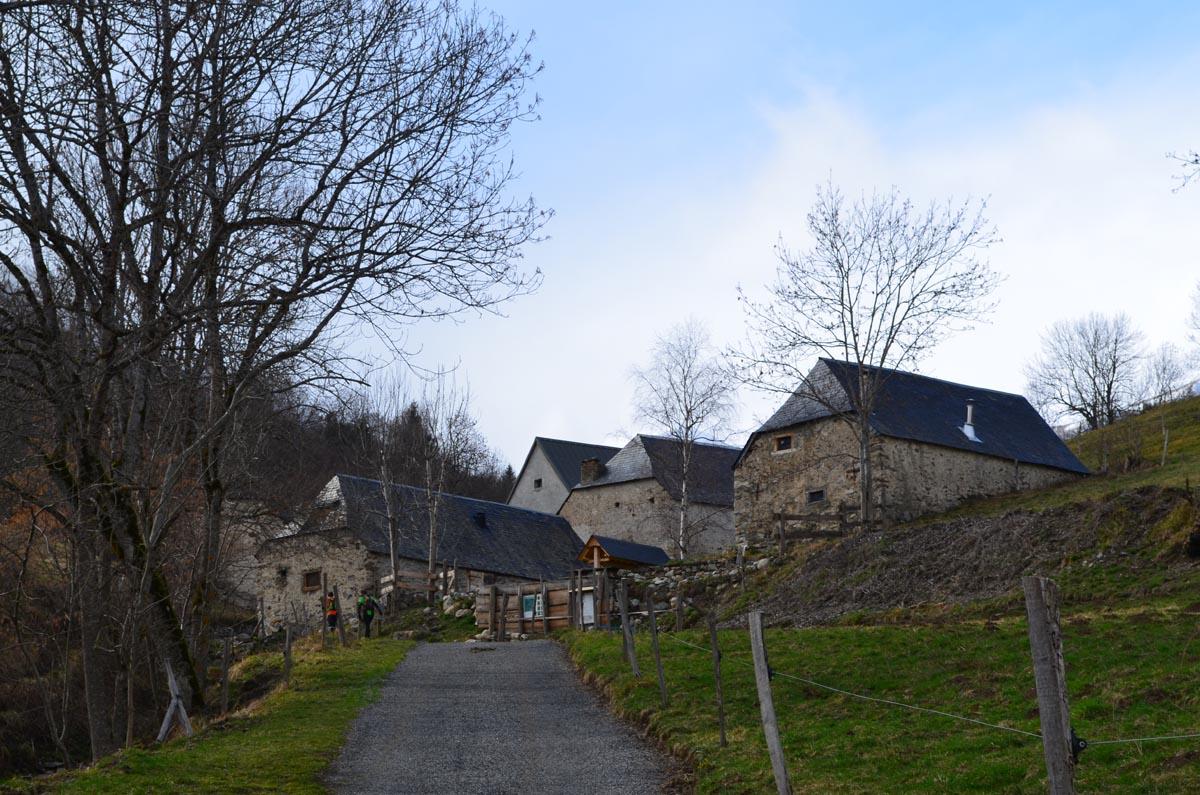 Les granges de la vallée d'Aure