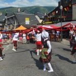 Démonstration de danses traditionnelles