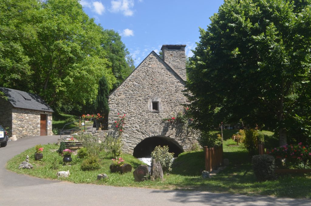 Le moulin de la Mousquère