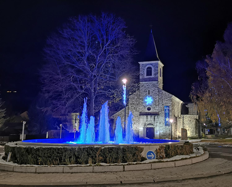 La chapelle Sainte Marie H